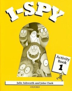 I Spy 1. Activity Book