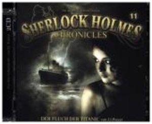 Sherlock Holmes Chronicles 11