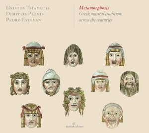 Metamorphosis-Greek musical traditions across th