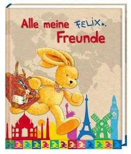 Freundebuch - Alle meine Freunde - Felix