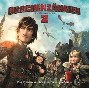 Drachenzähmen leicht gemacht 2 - Hörspiel zum Kinofilm