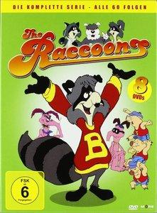 Die Raccoons-Die Komplette Zeichentrickserie
