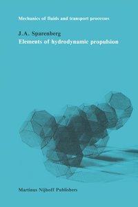 Elements of hydrodynamicp propulsion
