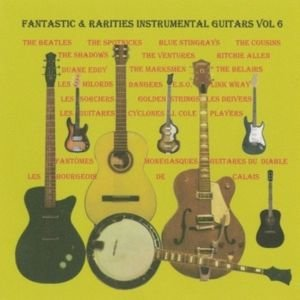 Fantastic & Rarities 50's & 60's Instr.Guit.Vol.6