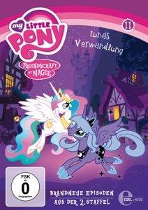 (11)DVD z.TV-Serie-Lunas Verwandlung
