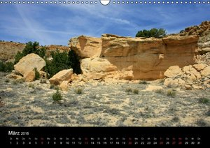 Treasures of New Mexico (Wandkalender 2016 DIN A3 quer)