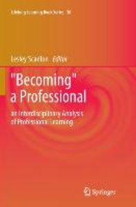 """Becoming"" a Professional"