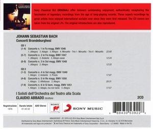Bach: Brandenburgische Konzerte (remastered)