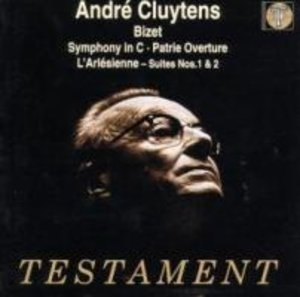 Arlesienne-Suiten 1+2/Sinfonie