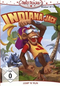 Red Rocks - Indiana Jack