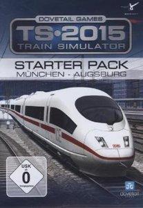 TS 2015 Train Simulator - Starter Pack - München - Augsburg