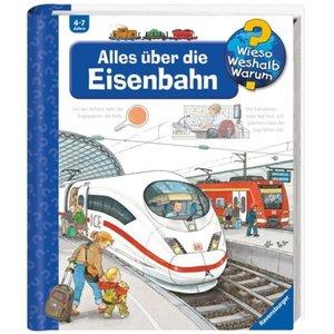 Ravensburger 021956 - Alles über die Eisenbahn