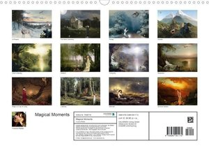 Pfeifer, Y: Magical Moments (Posterbuch DIN A4 quer)