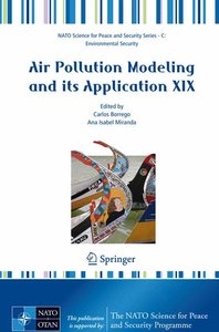 Air Pollution Modeling and its Application XIX