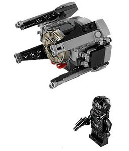 LEGO® Star Wars 75031 - TIE Interceptor