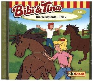 Bibi und Tina 14. Die Wildpferde 2