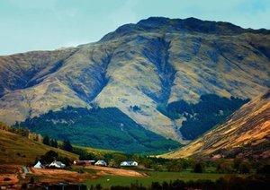 Scotland - Highlands (Posterbuch DIN A4 quer)