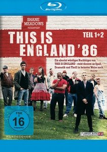 This is England 86-Teil 1+2-Blu-ray Disc