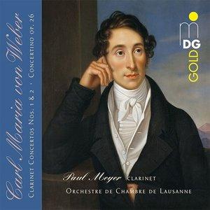Klarinettenkonzerte 1+2,Concertino op.26
