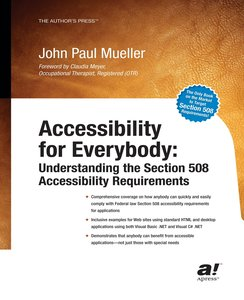 Accessibility for Everybody