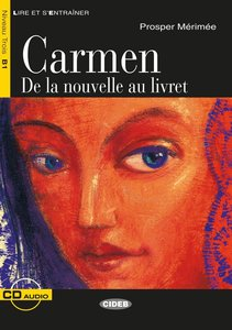 Carmen. Buch + Audio-CD