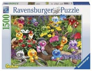 Gelini Gartenarbeit. Puzzle 1500 Teile