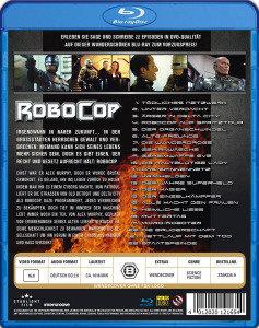 Robocop-Die Serie