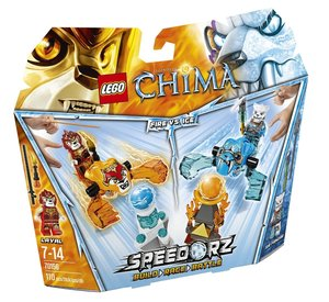 LEGO® Chima Speedorz 70156 - Feuer&Eis