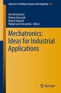 Mechatronics - Ideas for Industrial Application