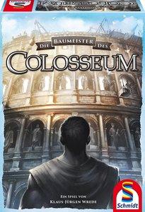Schmidt 49325 - Baumeister vom Colosseum, Spiel und Puzzle