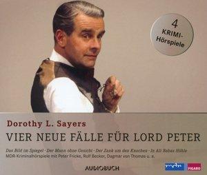 Vier neue Fälle für Lord Peter (Das Bild im Spiegel, In Ali Baba