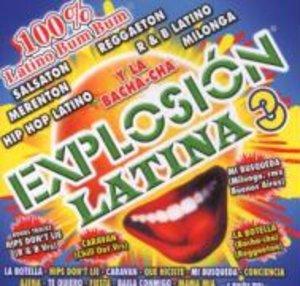 Explosion Latina 3