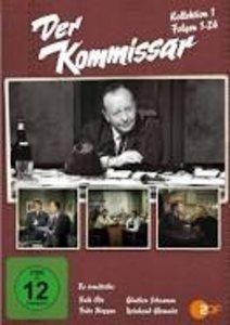 Der Kommissar (Kollektion Vol. 01 / Folgen 01-24)