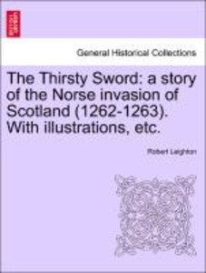 The Thirsty Sword: a story of the Norse invasion of Scotland (12