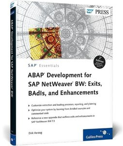 ABAP Development for SAP NetWeaver BW