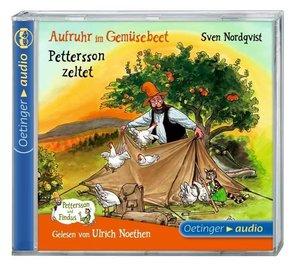 Aufruhr im Gemüsebeet/Pettersson zeltet (CD)