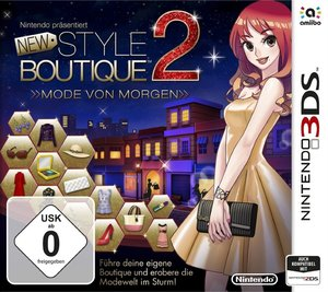 3DS New Style Boutique 2 - Fashion Forword
