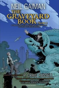 The Graveyard Book Graphic Novel Part 2