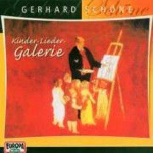 Kinder-Lieder-Galerie. CD