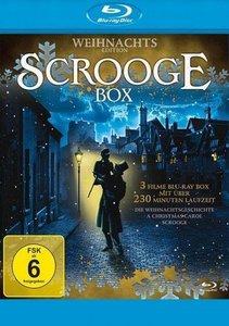 Scrooge Box-Weihnachtsgeschichte/Christmas Carol/+