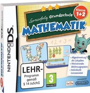 Lernerfolg Grundschule Mathe 1.+ 2. Klasse. Nintendo DS