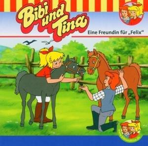 Bibi und Tina 30. Eine Freundin für Felix. CD