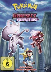 Pokémon - Genesect und die wiedererwachte Legende