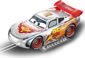 Stadlbauer Carrera Go!!! Silver Lightning McQueen