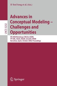 Advances in Conceptual Modeling - Challenges and Opportunities