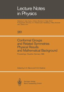 Conformal Groups and Related Symmetries Physical Results and Mat