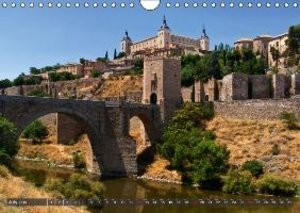 Getaway from Madrid (Wall Calendar 2015 DIN A4 Landscape)