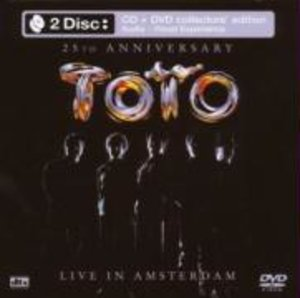 Live In Amsterdam-25th Anniversary