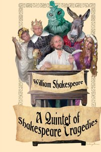 Shakespeare Tragedies (Romeo and Juliet, Hamlet, Macbeth, Othell