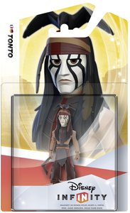 Disney INFINITY - Figur Single Pack - Tonto